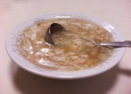 ツバメのスープ
