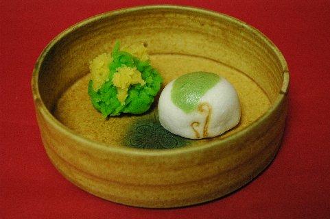 早蕨と菜種