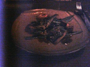 地魚のフライパン焼き~ 元気な野菜添え~