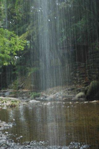 裏見の滝/低速