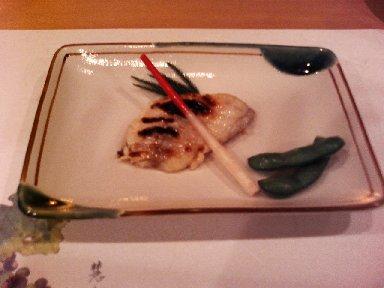 アマダイの西京焼