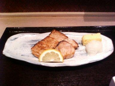 焼き魚アップ