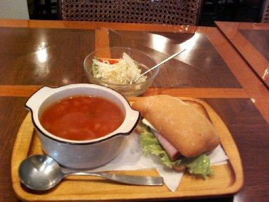 スープ&チャバッタ