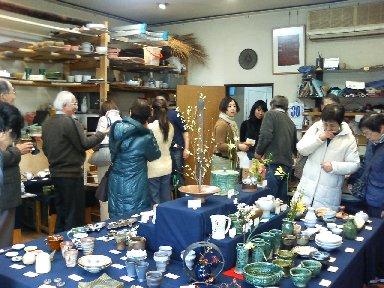 陶芸教室・展示販売会