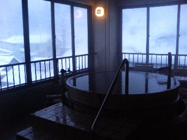 昭和館 天空風呂