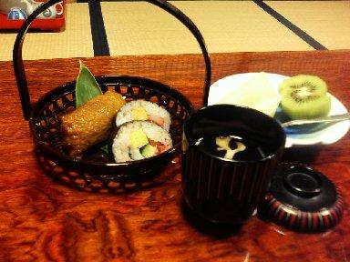 昭和館・夕食3