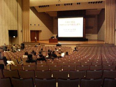 CC全国大会・午前の部