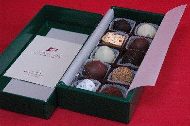 ドルチアのチョコレート