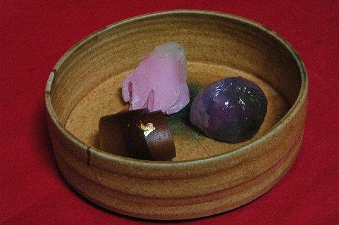 たねやの季節の彩菓