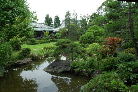 帝釈天の庭園・邃渓園