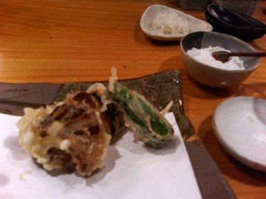 天ぷら 舞茸