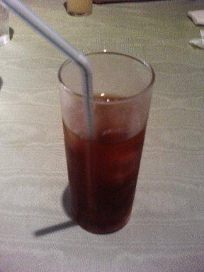 ドリンク アイス紅茶