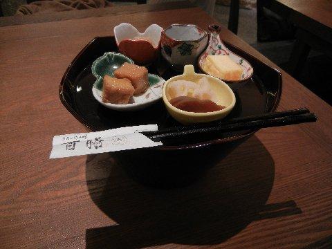 重箱飯 焼鮭といくらの親子飯