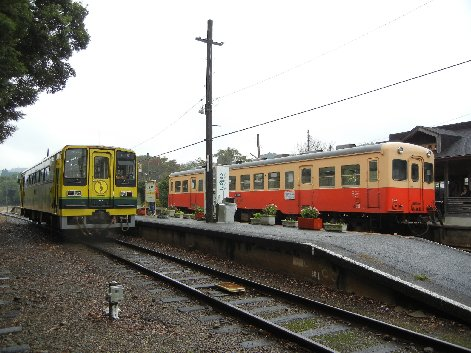 小湊・いすみ鉄道