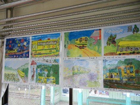 小学生の絵画