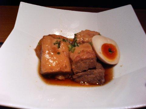 豚の角煮アップ