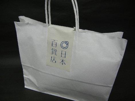 日本百貨店・袋