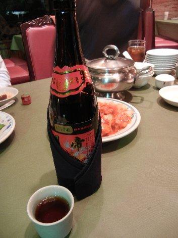 紹興酒 関帝