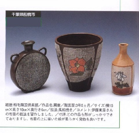 「私の陶芸」Vol.6