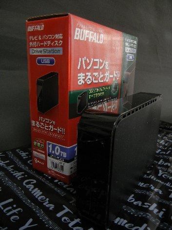 外付ハードディスク HD-LEMU2/Yシリーズ