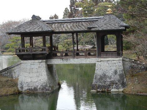 浴竜池 ・千歳橋