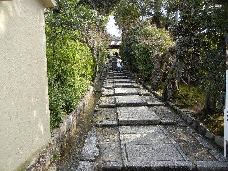 ねねの道から高台寺へ