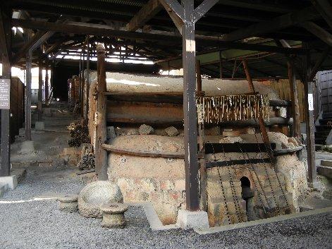 河井・登り窯