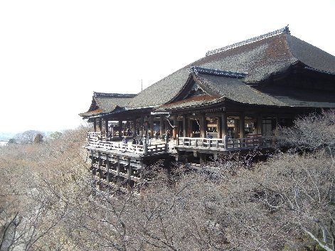 清水寺・舞台
