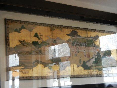 麻布茶寮・室内1