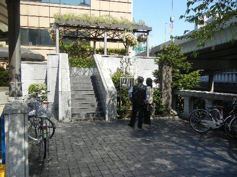 日本橋河岸跡
