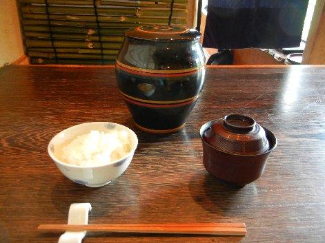茶つぼ三段弁当