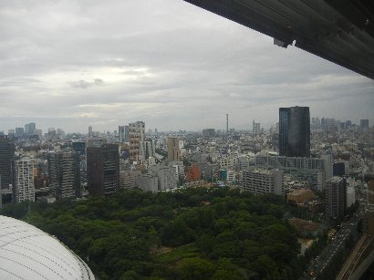 打ち上げ会場/25F椿山荘