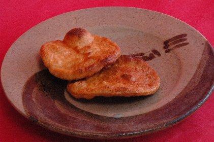 煎餅on束熨斗文皿