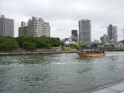 石川島・人足寄せ跡