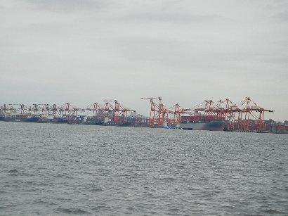 大井コンテナ埠頭