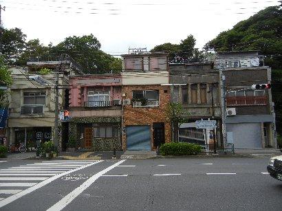 旧東京市店舗向住宅(清澄長屋)