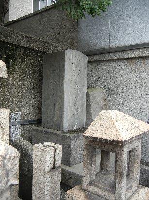 心行寺・工藤平助の墓