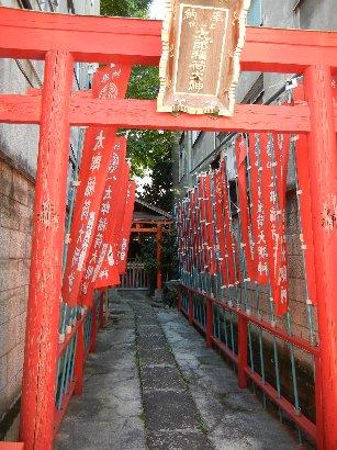 太郎稲荷神社