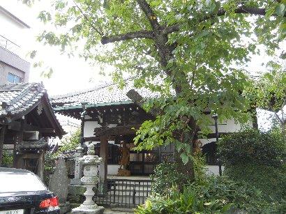法真寺(一葉・桜木の宿)
