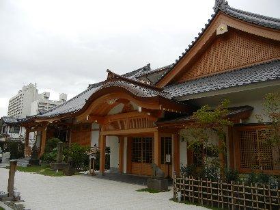 広尾毘沙門堂(天現寺)