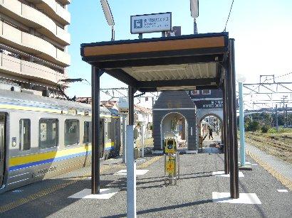 銚子電鉄・銚子駅
