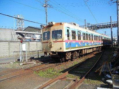 仲ノ町駅で撮影