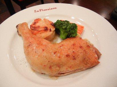 つくば鶏もも肉コンフィ