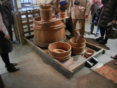 長屋の上水井戸