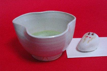 辰の子と金海茶碗