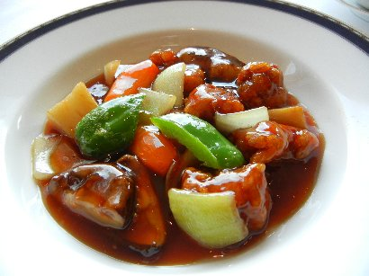 季節のお料理4(酢豚)
