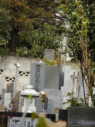 菅沼権之助の墓