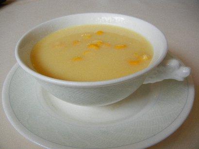 クリーミーコーンスープ