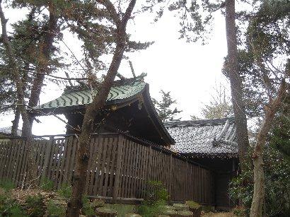 茂呂神社・本殿