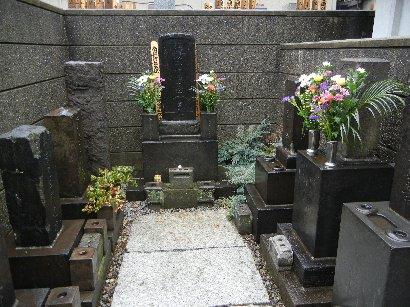 吉田松陰の墓
